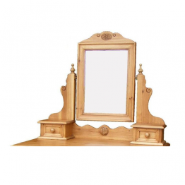 Reclaimed Bedroom Dressing Mirror
