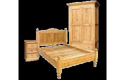 Antique Pine Bedroom