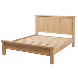 Devon Low End 4' 6'' Bed