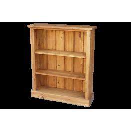 Reclaimed Pine Entertainment Uni-bookcase-700 mm