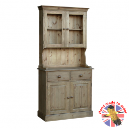 Woodpecker 3' Glazed Dresser