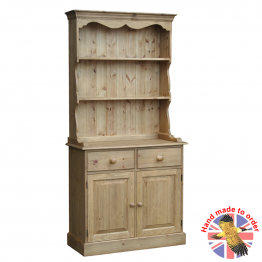 Woodpecker 3' Open Dresser