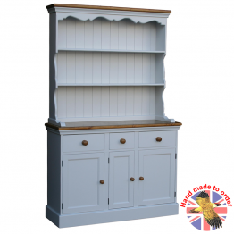"Wiltshire Dresser 48"" with Open Plain Rack"