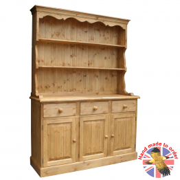 Woodpecker 4'6 Open Dresser