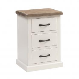 Standard 3 drawer bedside