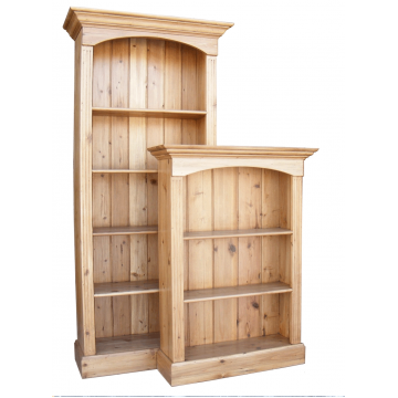 shelves products home tinted core honey tall antique bookcase bookcases lacquer furniture adjustable with medium pine dovedale storage