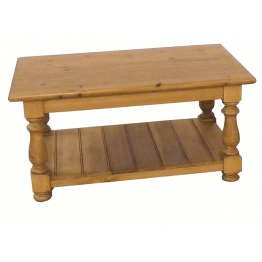 Reclaimed Pine Large Coffee Table