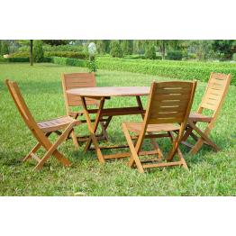 Bedford Folding Garden Set