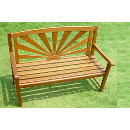Chelsea Garden 2 Seater Bench