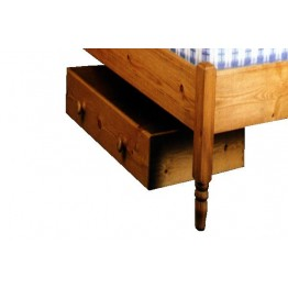 Cottage Pine under bed drawer