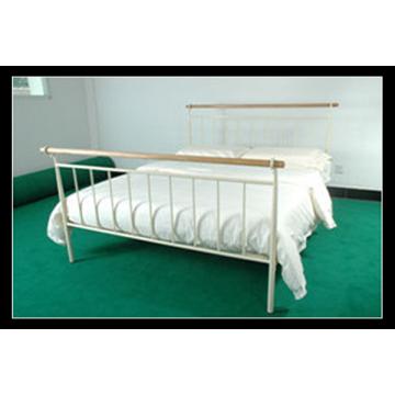 "4ft 6"" Gemma metal bed (Double)"
