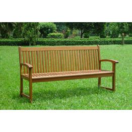 Kingston Garden 3 Seater Bench