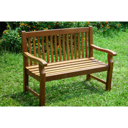 Olympic Garden 2 Seater Bench